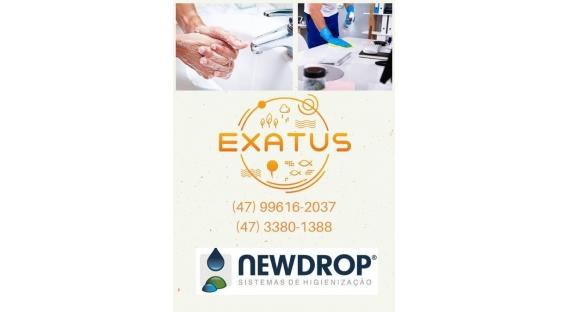 PROMOÇÃO NewDrop Química Ltda e Exatus Engenharia e Consultoria